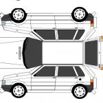 Ausschneiden autos- 5