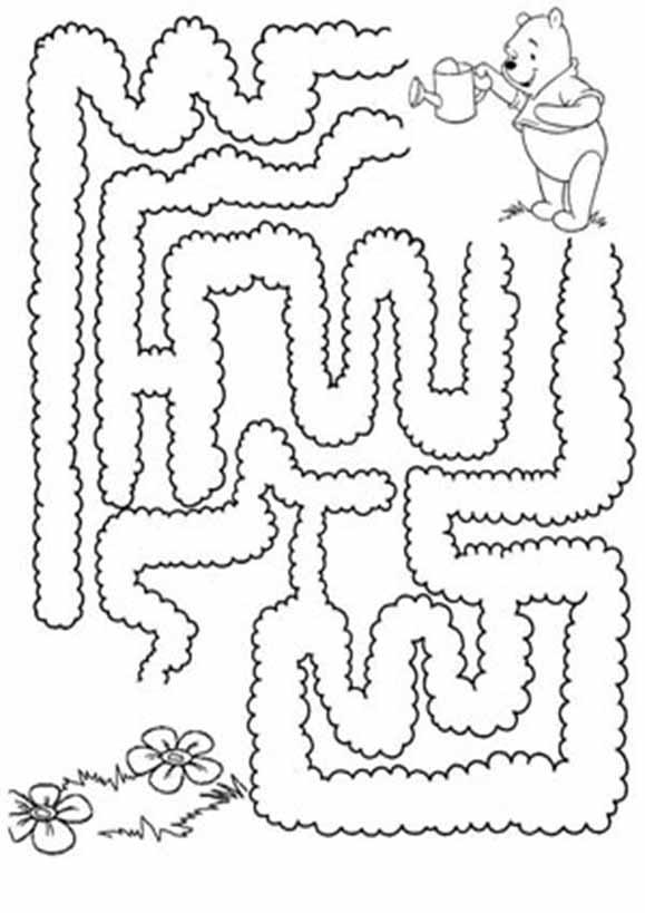 Labyrinth zum drucken 2