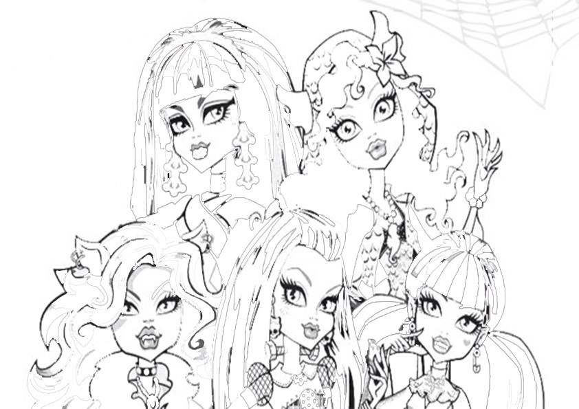 Monster-high 40