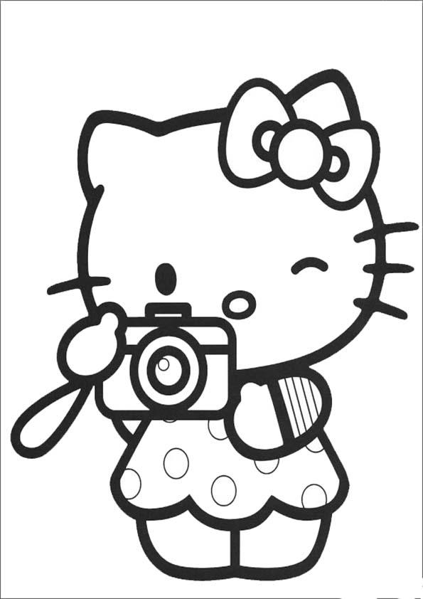 ausmalen, malvorlagen,hello kitty | Ausmalbilder Malvorlagen