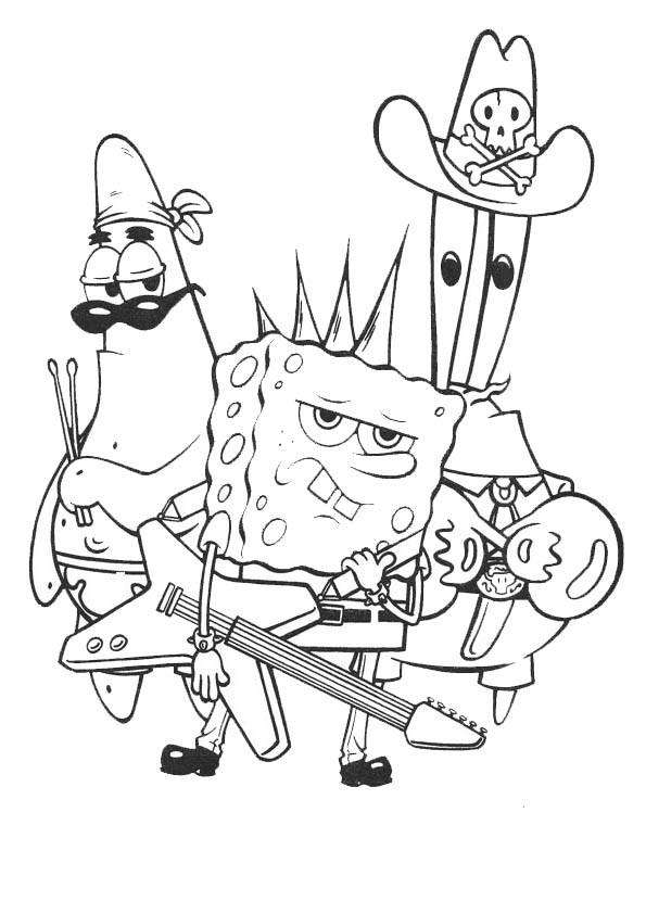 sponge bob 24