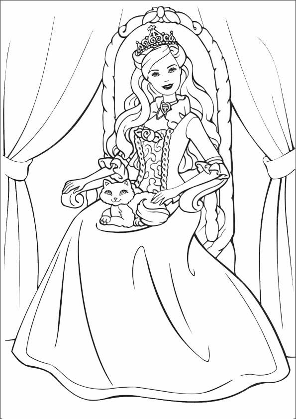 Malvorlagen Ausmalbilder Prinzessin | My blog
