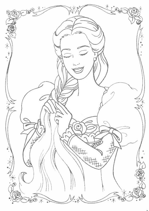 Malvorlagen Ausmalbilder Prinzessin Ausmalbilder