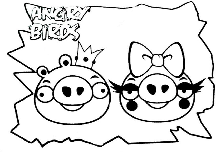 Ausmalbilder Angry Birds 11: Ausmalbilder Angry-birds-16