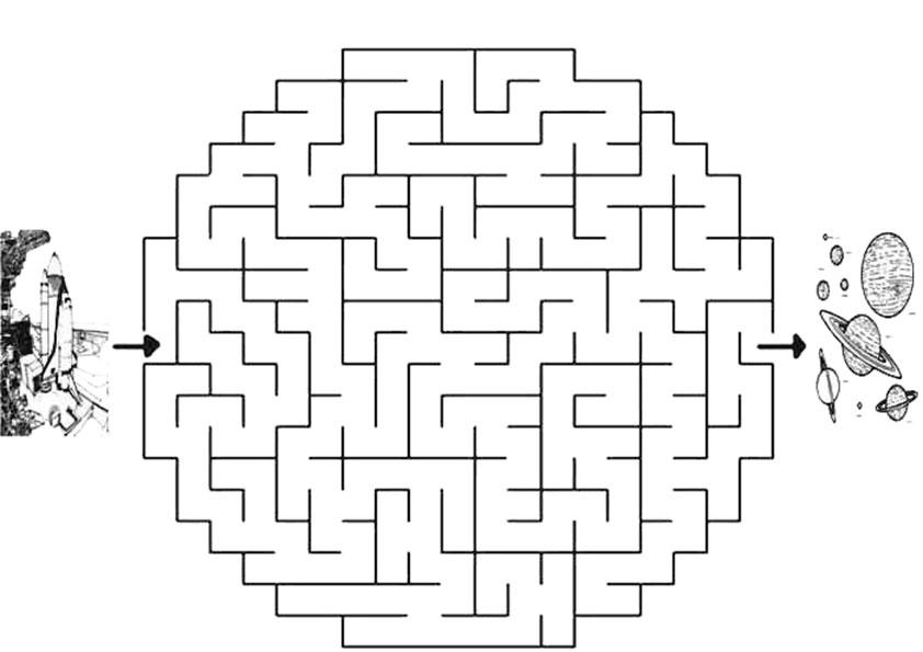 Ausmalbilder--Labyrinthe-28