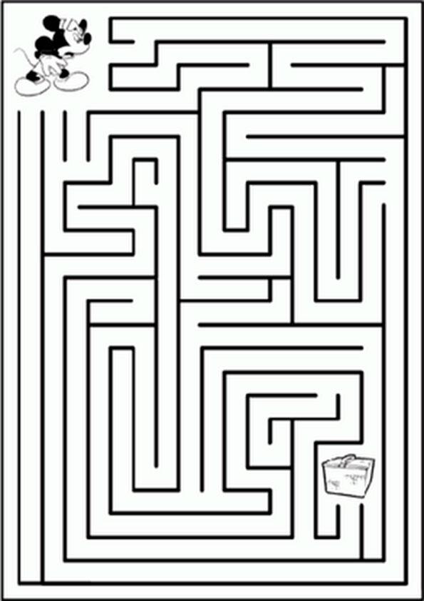 ausmalbilder labyrinthe33  ausmalbilder malvorlagen