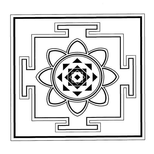 Ausmalbilder-Mandala-33