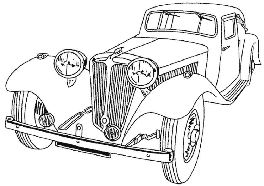 Ausmalbilder-Autos-4