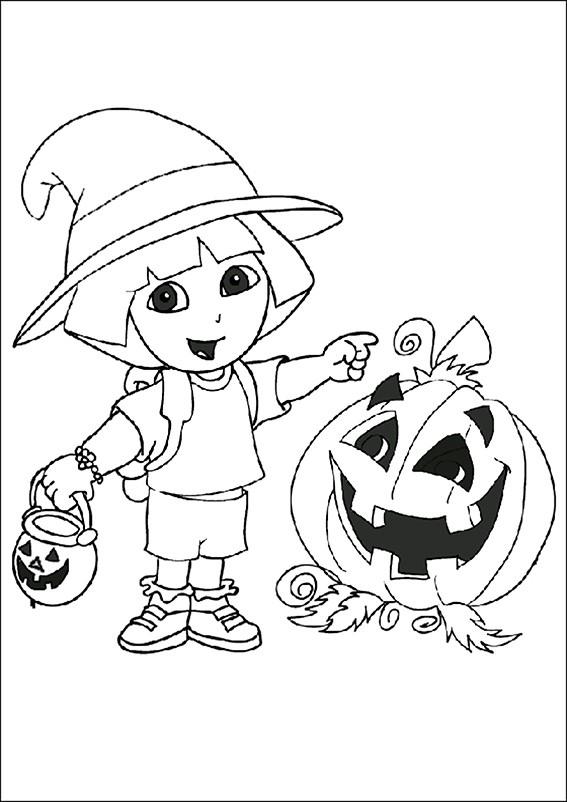 Ausmalbilder Halloween-14