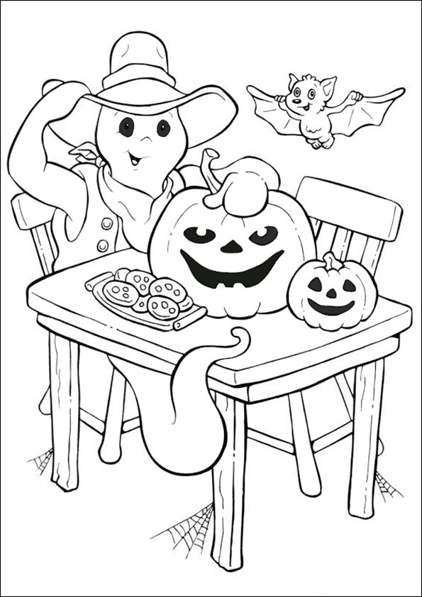 Ausmalbilder Halloween-18