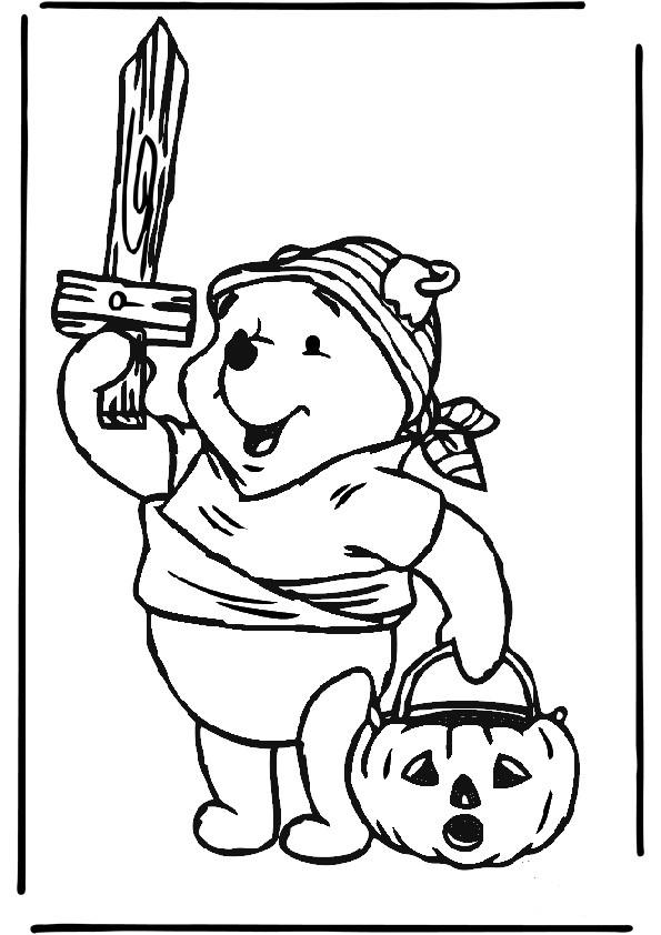 Ausmalbilder Halloween-26