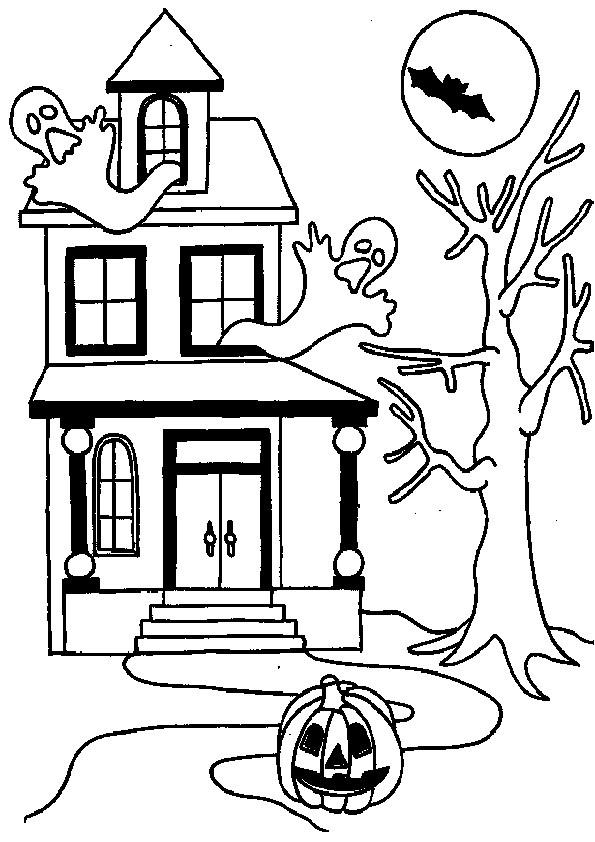 ausmalbilder halloween 8 ausmalbilder malvorlagen. Black Bedroom Furniture Sets. Home Design Ideas