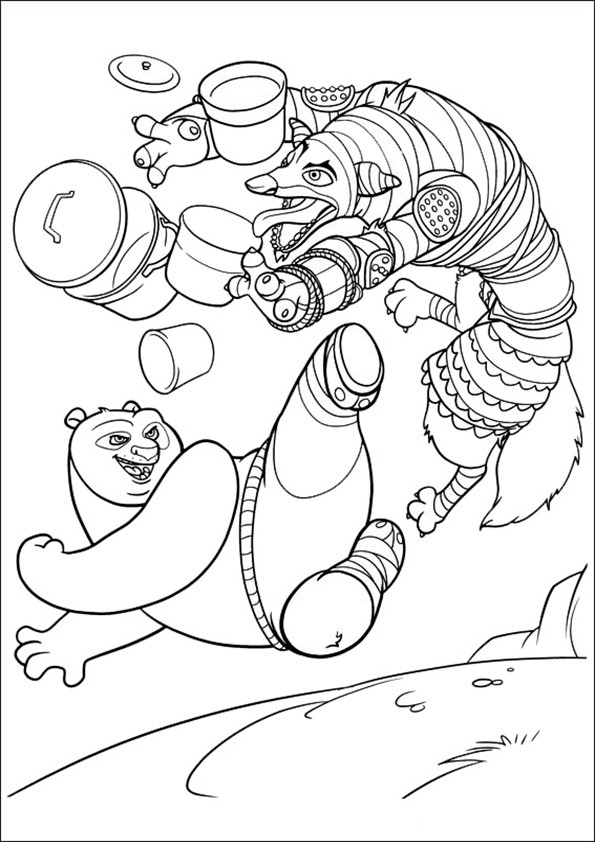 Ausmalbilder--Kung-Fu-Panda-17