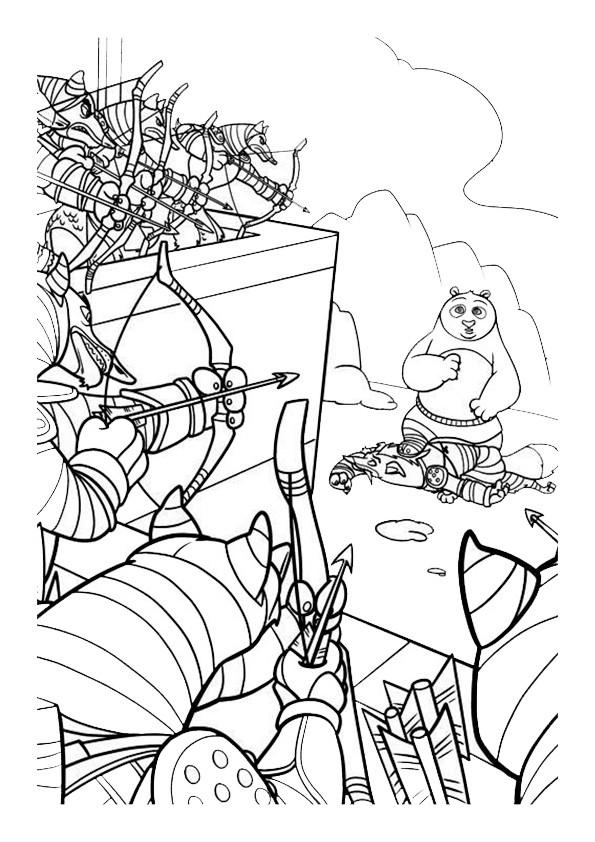Ausmalbilder--Kung-Fu-Panda-19