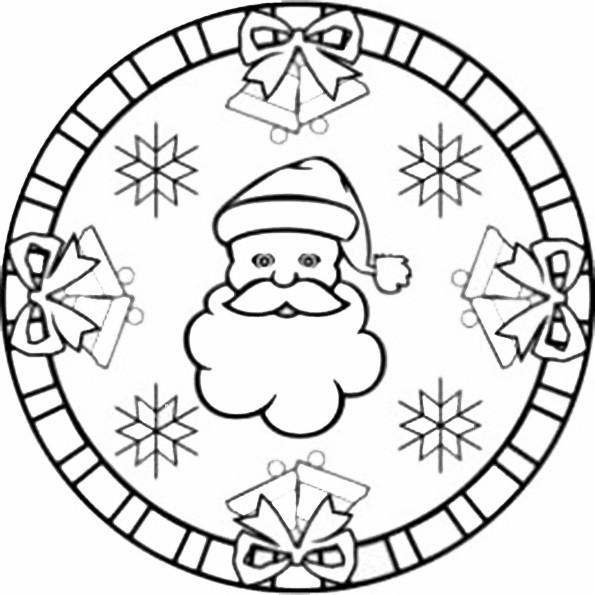 Ausmalbilder  Weihnachten-25