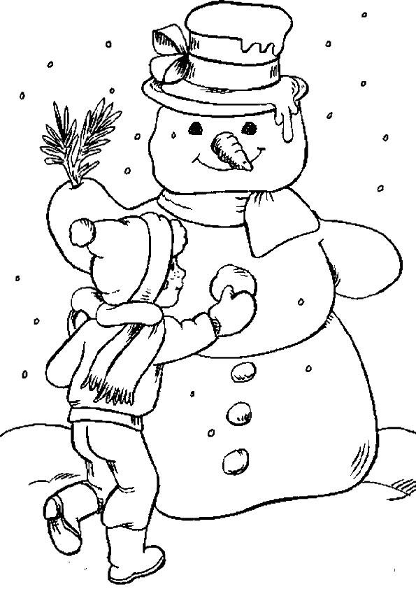 Malvorlagen Kinder Weihnachten | My blog