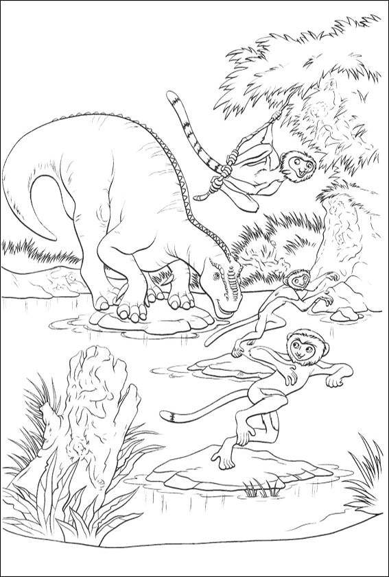 malvorlagen dinosaurier-18