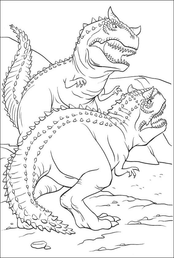 malvorlagen dinosaurier-20
