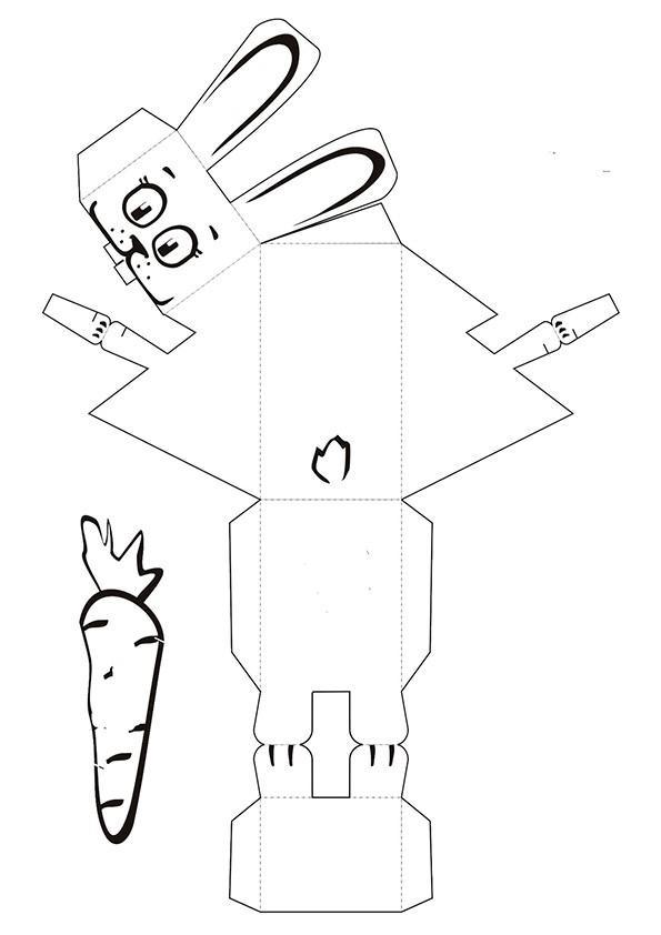 ausmalbilder ausschneiden-ostern-12