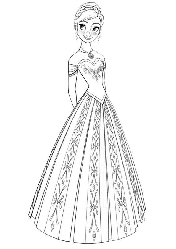 ausmalbilder eiskönigin-10