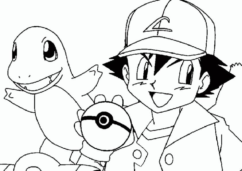 ausmalbilder pokemon-11