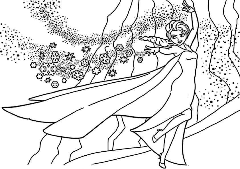 Malvorlagen Eiskönigin Mandala My Blog