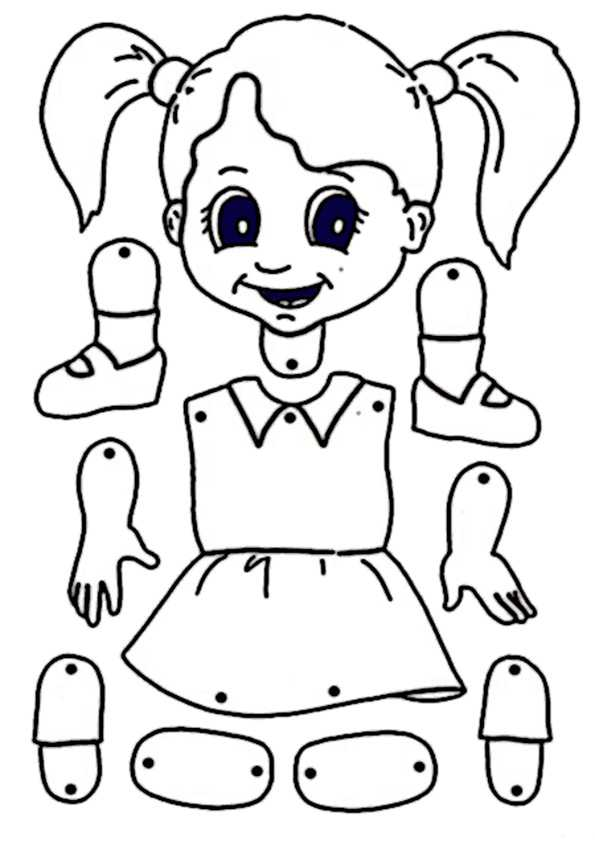 ausmalbilder marionette-1