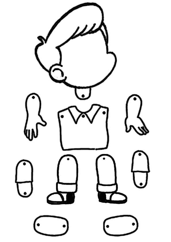 ausmalbilder marionette-12