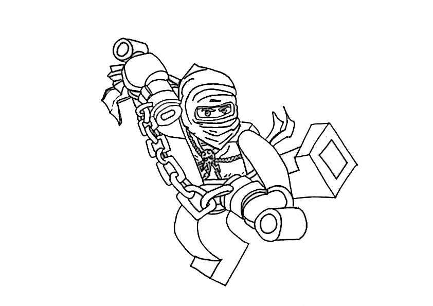 ausmalbilder ninjago-13