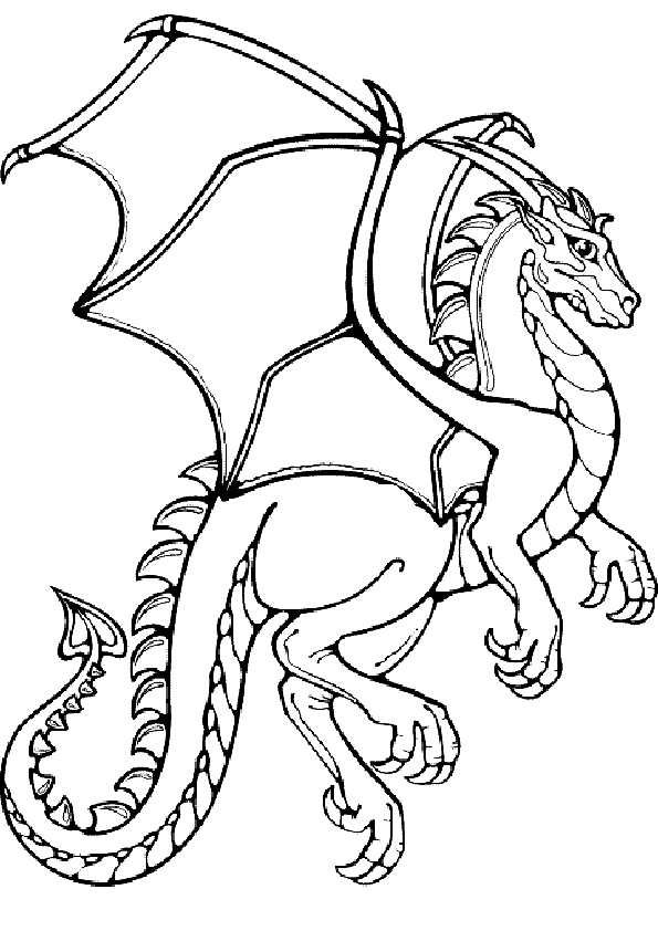 Malvorlagen Von Drachen | My blog