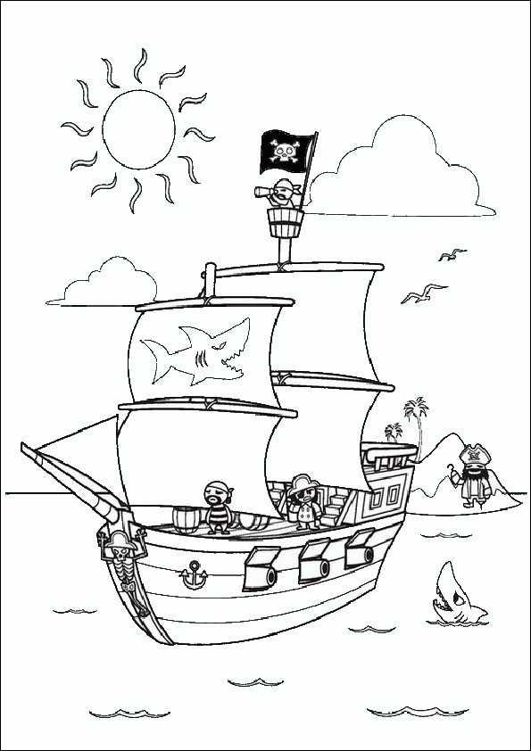 ausmalbilder piraten-7