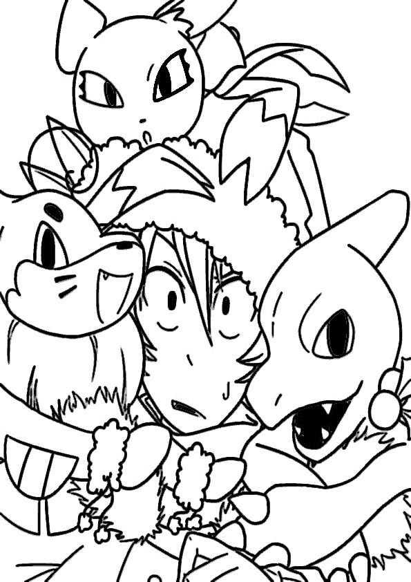 ausmalbilder pokemon-13
