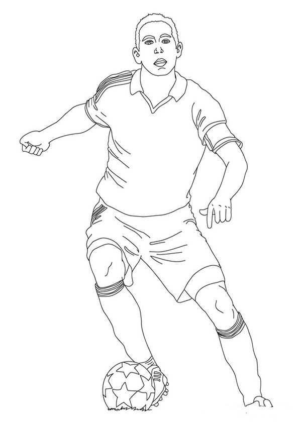 ausmalbilder fussball-4