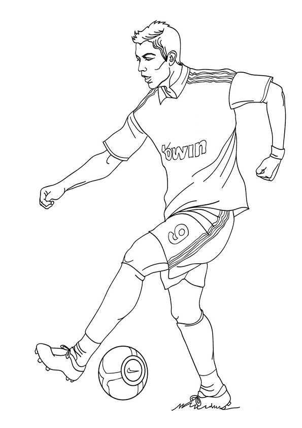ausmalbilder fussball-5