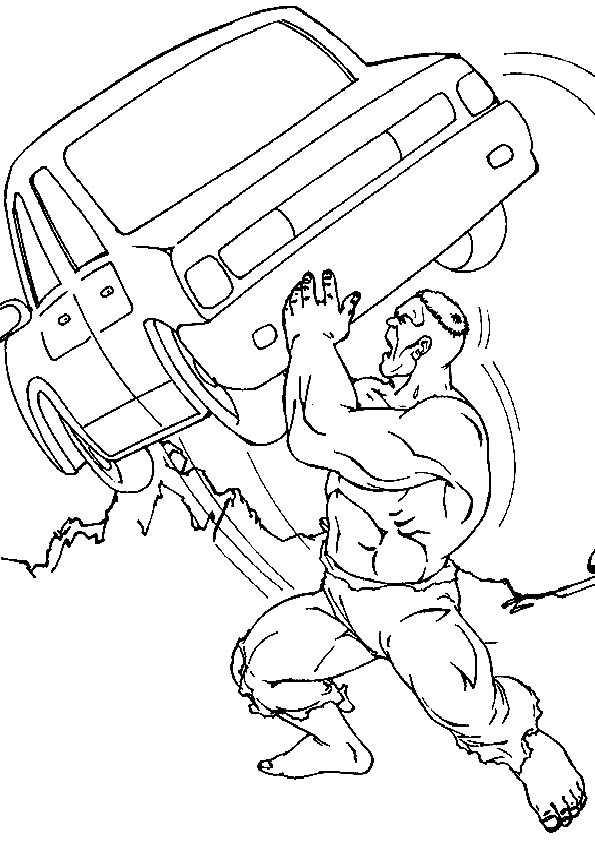 Hulk Ausmalbilder Zum Drucken 1104 Malvorlage Hulk: Ausmalbilder Kostenlos Hulk-10