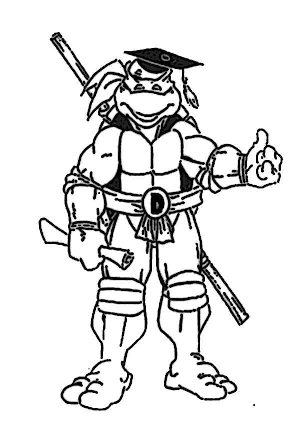 Ausmalbilder Ninja Turtles 11 Ausmalbilder Malvorlagen
