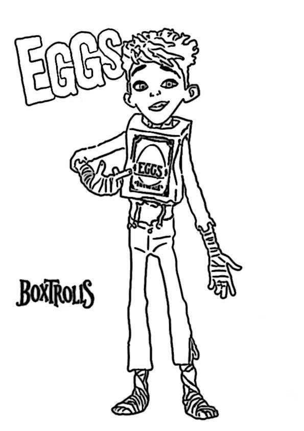 ausmalbilder die boxtrolls -11