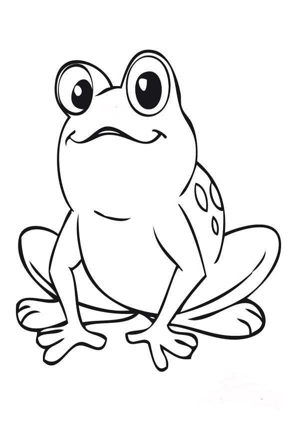 Malvorlagen Zum Drucken Frosch | My blog