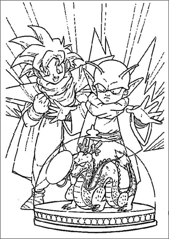 dragon ball ausmalbilder-19
