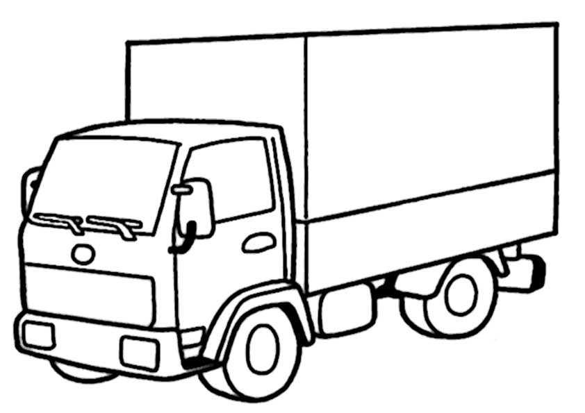 20 Best Ausmalbilder Polizei Lastwagen