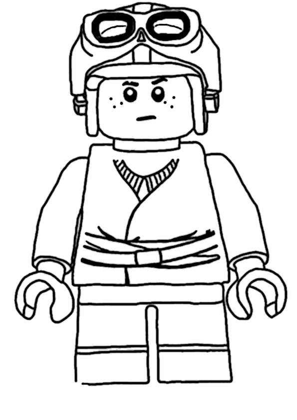 star wars lego ausmalbilder-8 | Ausmalbilder Malvorlagen