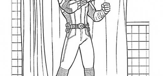 ausmalbilder ant-man-8