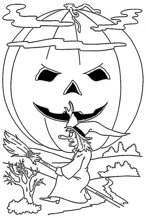 ausmalbilder   halloween-53