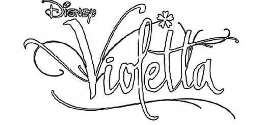 ausmalbilder violetta-2