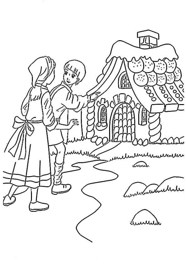 ausmalbilder märchenbilder -11