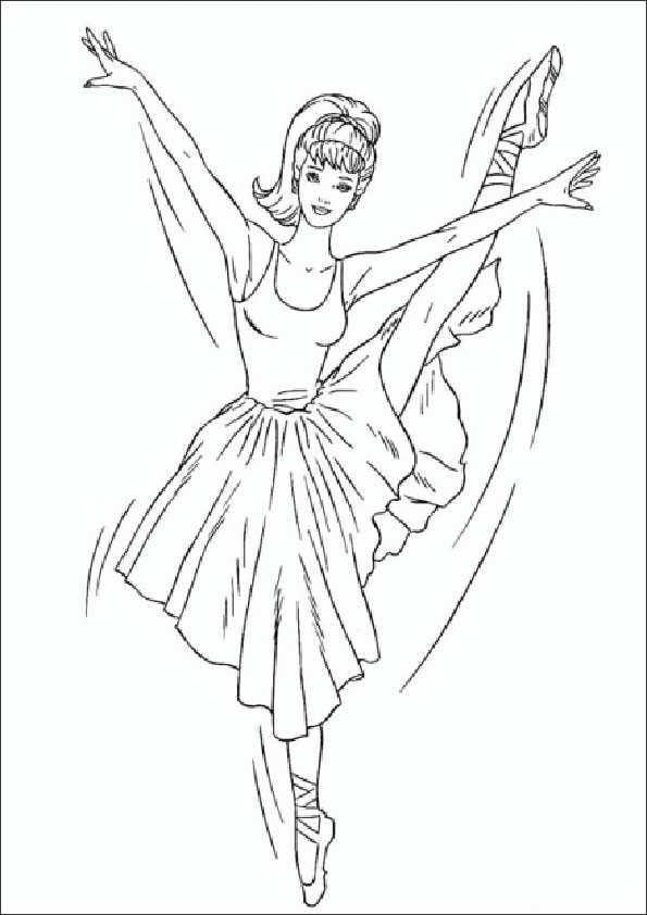 ausmalbilder ballett-2
