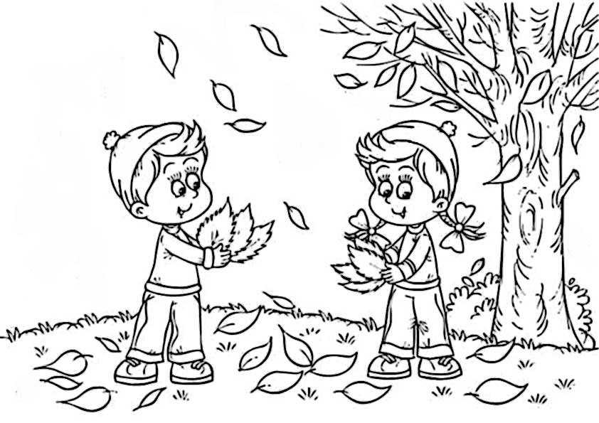 Malvorlagen Herbst Winter My Blog