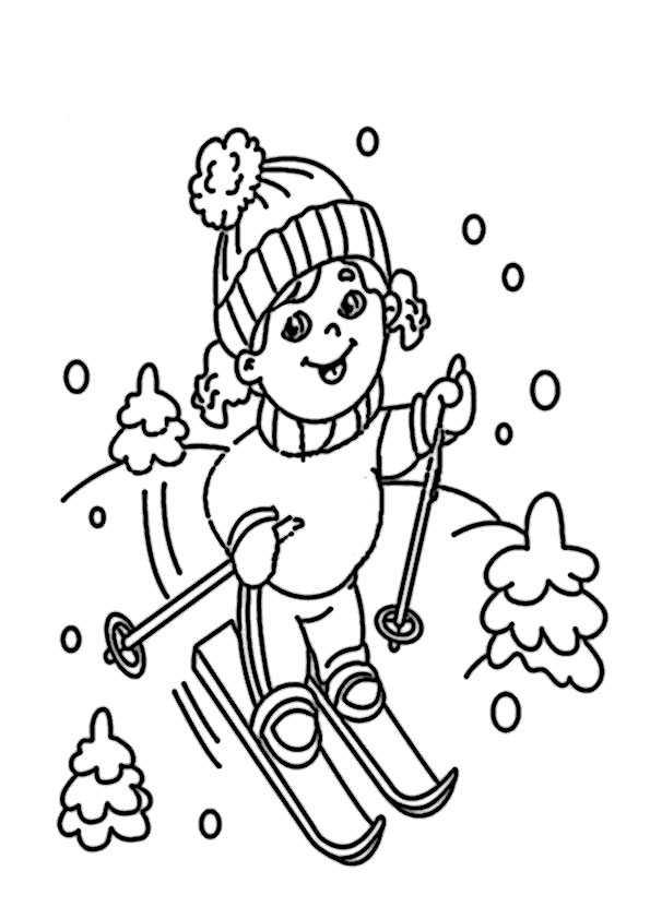 ausmalbilder winter-20