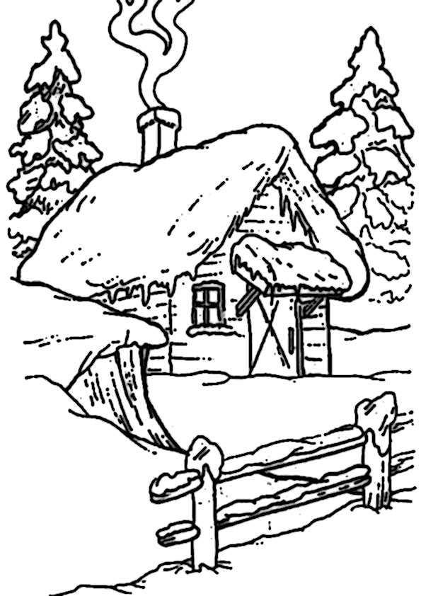 ausmalbilder  winter-28