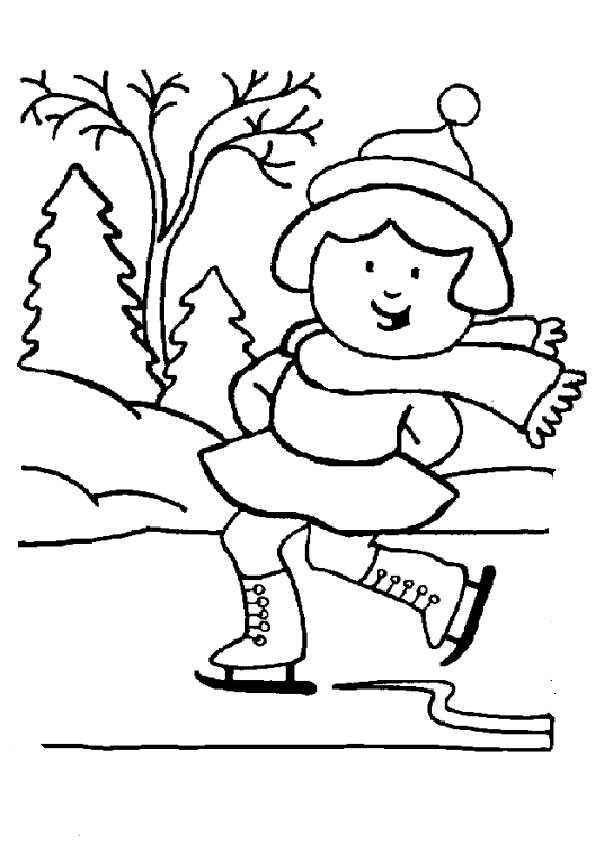 ausmalbilder winter-29